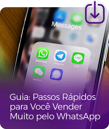Imagem Guia: Vender pelo WhatsApp